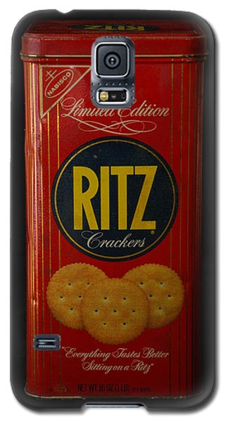 Ritz Crackers Galaxy S5 Case