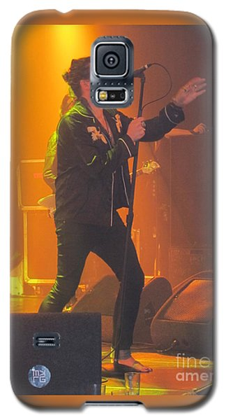 Rival Sons Jay Buchanan Galaxy S5 Case