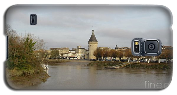 River Arrival To Libourne Galaxy S5 Case