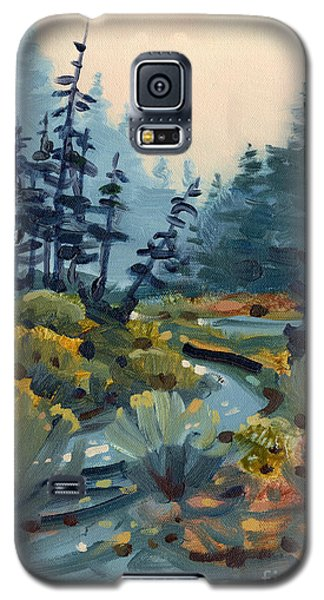 River Bend Galaxy S5 Case by Donald Maier