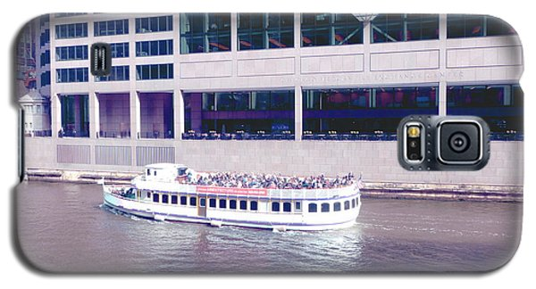 River Boat Tour Galaxy S5 Case