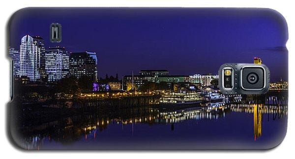 River City Blues Galaxy S5 Case