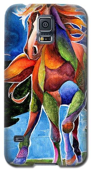 River Dance 1 Galaxy S5 Case