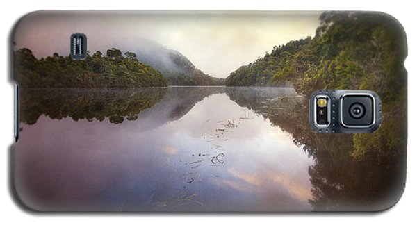 River Fire  Galaxy S5 Case