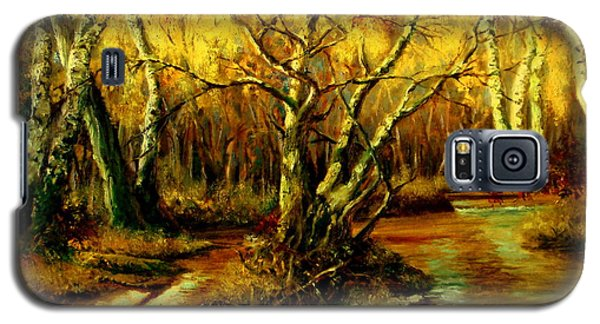 River In The Forest Galaxy S5 Case