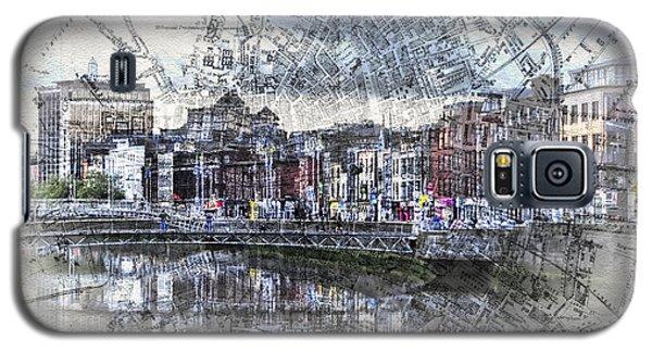 River Liffey Dublin Galaxy S5 Case