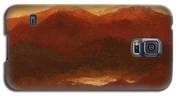 River Mountain View Galaxy S5 Case