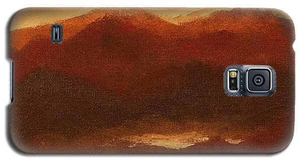 River Mountain View Galaxy S5 Case
