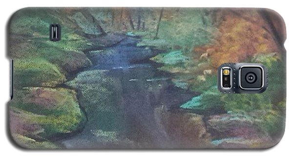 River In The Fall Galaxy S5 Case