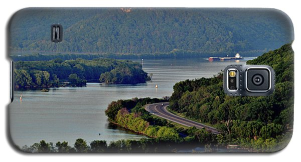 River Navigation Galaxy S5 Case