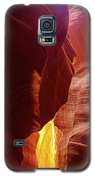 River Of Gold Galaxy S5 Case