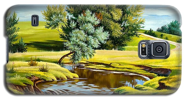 River Of Life Galaxy S5 Case by Karen Showell