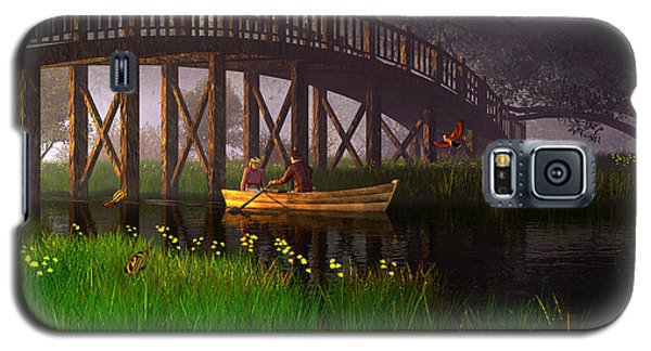 River Of Poems Galaxy S5 Case