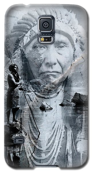 River Of Sorrow Galaxy S5 Case by Kathleen Holley