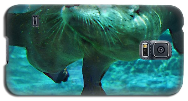 River Otter Galaxy S5 Case