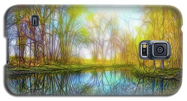 River Peace Flow Galaxy S5 Case