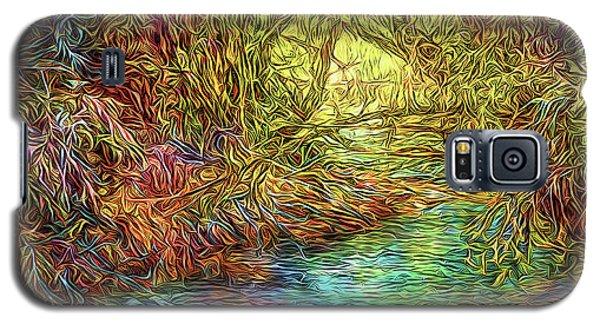River Peace Remembering Galaxy S5 Case by Joel Bruce Wallach