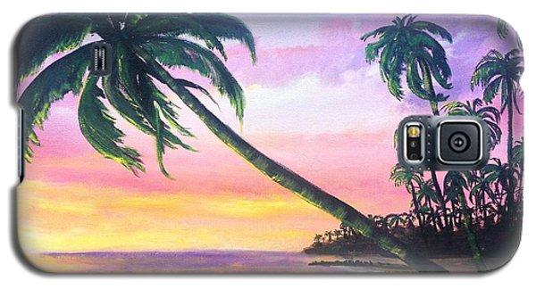 River Road Sunrise Galaxy S5 Case