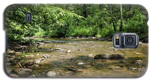 River Rock Shine  Galaxy S5 Case