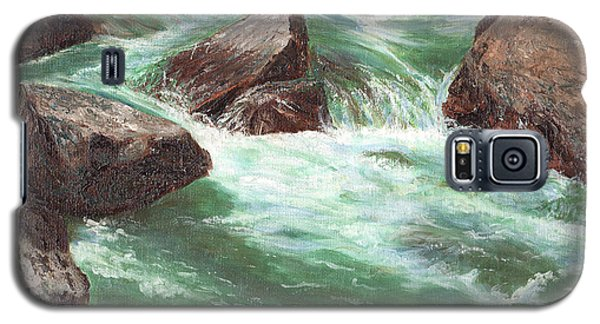 River Rocks Galaxy S5 Case
