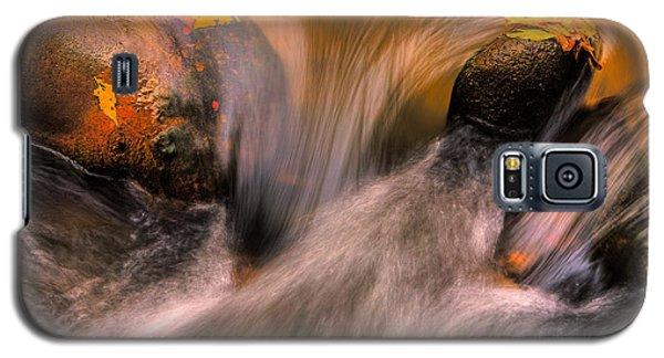 River Rocks, Zion National Park Galaxy S5 Case