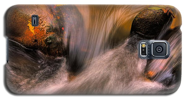 River Rocks, Zion National Park Galaxy S5 Case