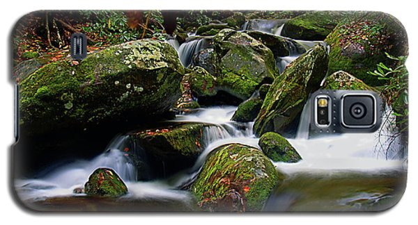 Galaxy S5 Case featuring the photograph River Run by Ken Frischkorn