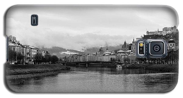 River Salzach View In Salzburg Galaxy S5 Case