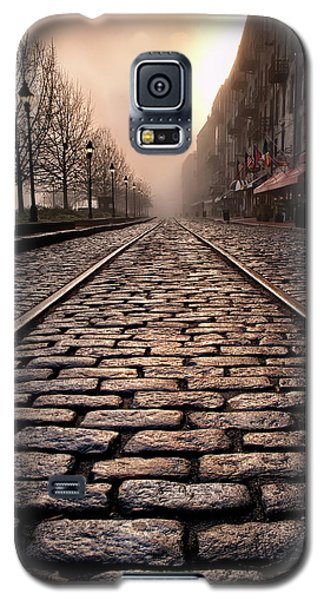 River Street Railway Galaxy S5 Case