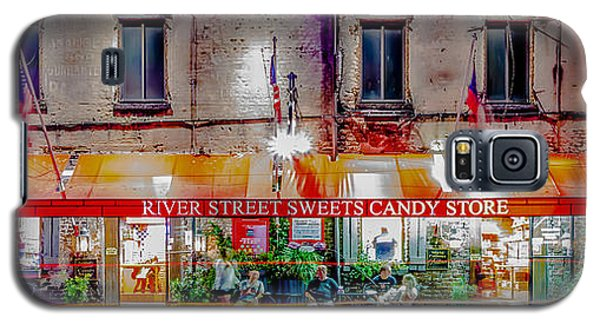 River Street Sweets Candy Store Savannah Georgia   Galaxy S5 Case