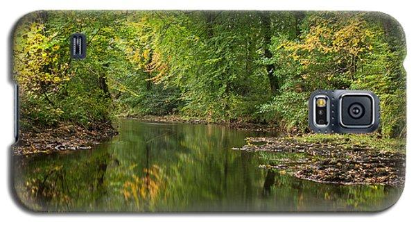 River Teign On Dartmoor Galaxy S5 Case