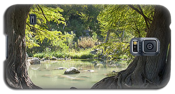 River Through Trees Galaxy S5 Case
