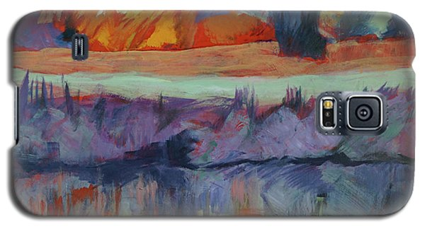 River Tweed Galaxy S5 Case