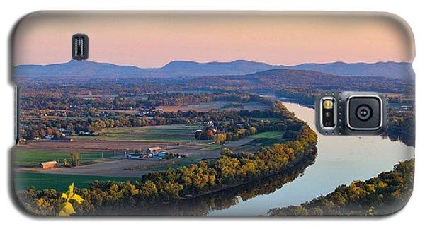 Connecticut River View  Galaxy S5 Case