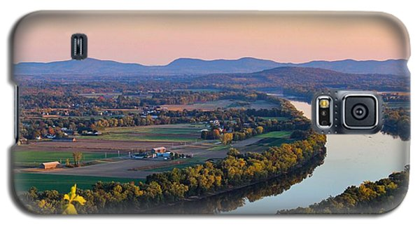 Connecticut River View  Galaxy S5 Case