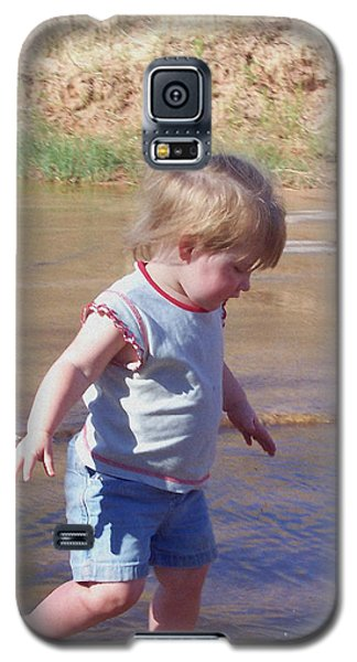 River Wading Galaxy S5 Case