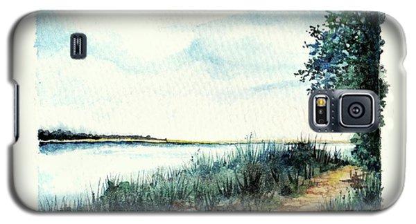 River Walk Galaxy S5 Case by Heidi Kriel