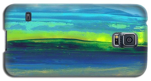 Riverbank Green Galaxy S5 Case