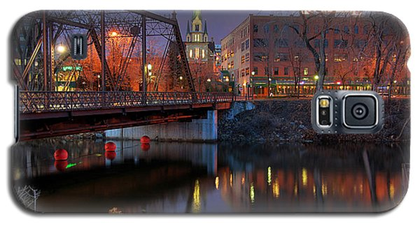 Riverplace Minneapolis Little Europe Galaxy S5 Case