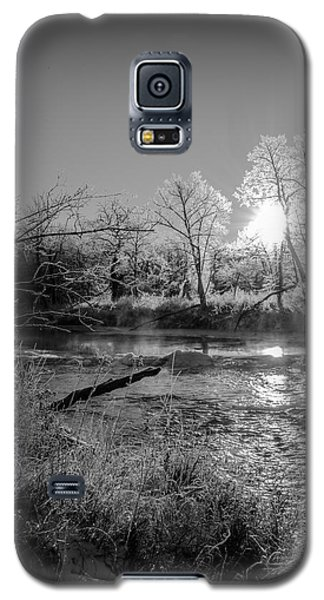 Galaxy S5 Case featuring the photograph Rivers Edge by Annette Berglund