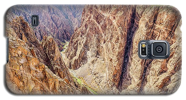 Galaxy S5 Case featuring the photograph Rivers Of Time by Eric Glaser