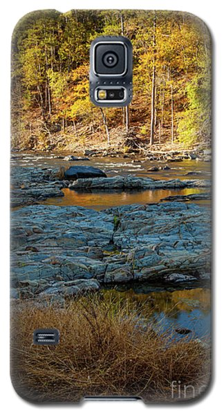 Galaxy S5 Case featuring the photograph Riverside by Iris Greenwell