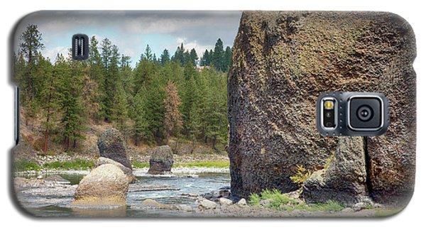 Riverside State Park Galaxy S5 Case by Hugh Smith