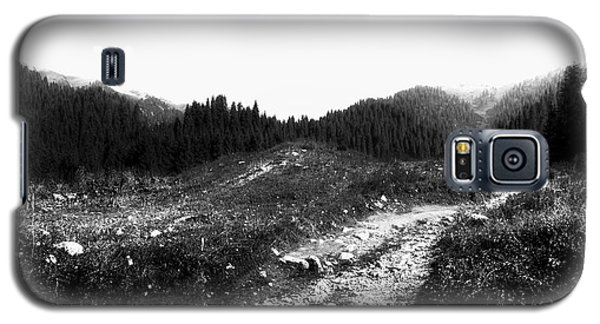 Galaxy S5 Case featuring the photograph Road by Hayato Matsumoto