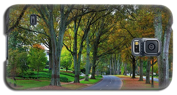 Road In Charlotte Galaxy S5 Case