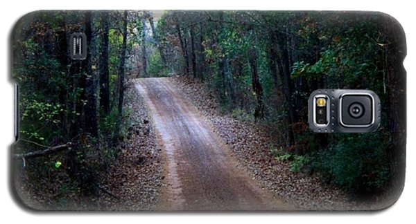 Galaxy S5 Case featuring the photograph Road Not Taken by Betty Northcutt