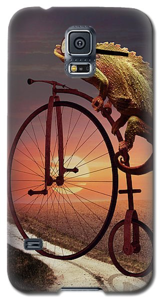 Road To Home Galaxy S5 Case