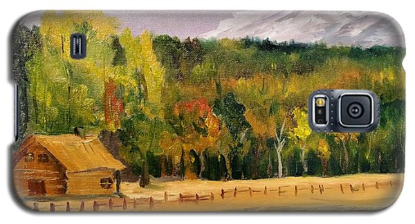 Road To Kintla Lake Galaxy S5 Case