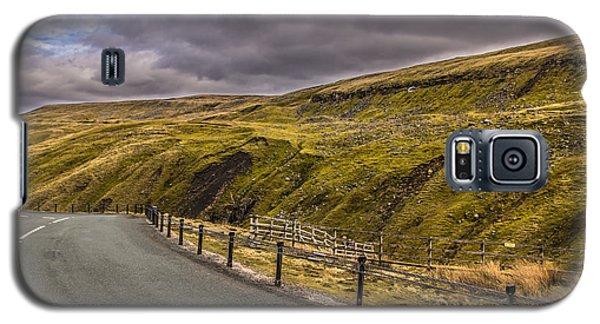 Road To No Where Galaxy S5 Case by David Warrington