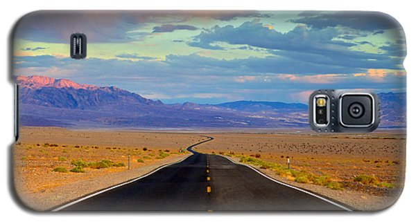 Galaxy S5 Case featuring the photograph Road To The Dreams by Evgeny Vasenev